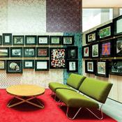 Green Chairs Design Hub Barcelona Baas Arquitectura Simply Amazing