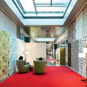 Red Flooring 02 Design Hub Barcelona Baas Arquitectura Simply Amazing