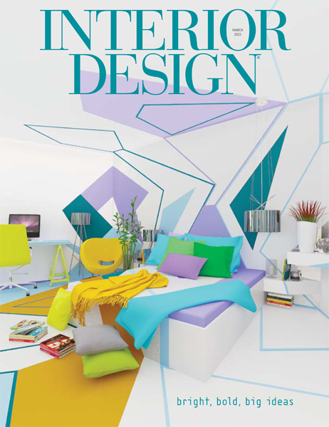 Interior Design March Cover LG