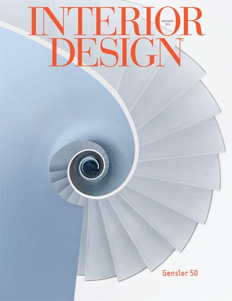 Interior Design Gensler Cover
